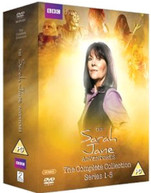 THE SARAH JANE ADVENTURES - SERIES 1 TO 5 (UK) DVD
