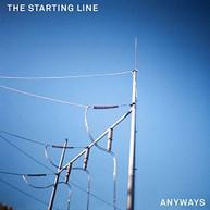 STARTING LINE - ANYWAYS (EP) VINYL