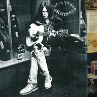 NEIL YOUNG - GREATEST HITS VINYL