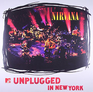 NIRVANA - MTV UNPLUGGED IN NEW YORK - VINYL