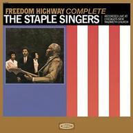 STAPLE SINGERS - FREEDOM HIGHWAY VINYL
