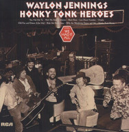 WAYLON JENNINGS - HONKY TONK HEROES VINYL