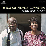 WALKER FAMILY SINGERS - PANOLA COUNTY SPIRIT VINYL