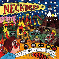 NECK DEEP - LIFE'S NOT OUT TO GET YOU VINYL