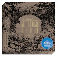 CRITERION COLL: TRILOGIA DE GUILLERMO DEL TORO BLURAY