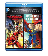 DCU: JUSTICE LEAGUE - FLASHPOINT PARADOX / DCU: BLURAY