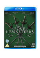 FOUR MUSKETEERS (1974) BLURAY