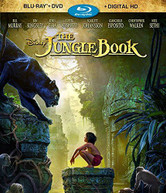 JUNGLE BOOK (2PC) (+DVD) (2 PACK) BLURAY