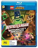 LEGO DC COMICS SUPERHEROES: JUSTICE LEAGUE: GOTHAM CITY BREAKOUT (ORIGINAL