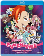 PUNCH LINE (2PC) (ANAM) BLURAY