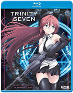 TRINITY SEVEN (2PC) (ANAM) BLURAY