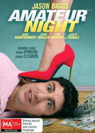 AMATEUR NIGHT (2016) DVD