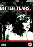 BITTER TEARS OF PETRA VON KANT (UK) DVD