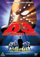 D3: THE MIGHTY DUCKS (1996) DVD