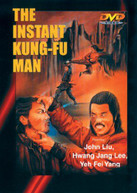 INSTANT KUNG FU MAN DVD