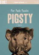 PIGSTY (UK) DVD