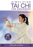 SIMPLIFIED TAI CHI FOR BEGINNERS - 48 FORM DVD