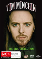 TIM MINCHIN: THE LIVE COLLECTION (2016) DVD