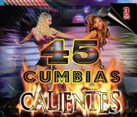 45 CUMBIAS CALIENT / VAR CD