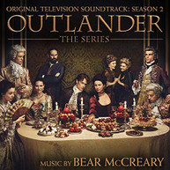 BEAR MCCREARY - OUTLANDER: SEASON 2 - SOUNDTRACK CD