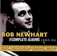 BOB NEWHART - COMPLETE ALBUMS 1960-62 CD