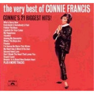 CONNIE FRANCIS - VERY BEST OF CD