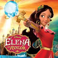 ELENA OF AVALOR / SOUNDTRACK CD