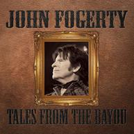 JOHN FOGERTY - TALES FROM THE BAYOU CD