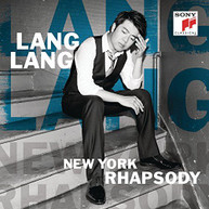 LANG LANG - NEW YORK RHAPSODY CD