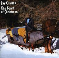 RAY CHARLES - THE SPIRIT OF CHRISTMAS CD