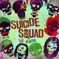SUICIDE SQUAD: THE ALBUM / VARIOUS (CLEAN) CD