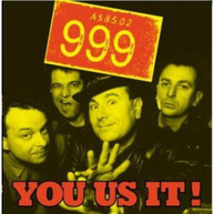 999 - YOU US IT! (IMPORT) VINYL