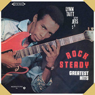 LYNN TAITT /  JETS - ROCK STEADY GREATEST HITS VINYL