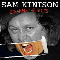 SAM KINISON - BREAKING THE RULES VINYL