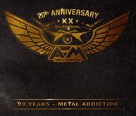 20 YEARS - METAL ADDICTION / VARIOUS CD