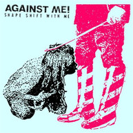 AGAINST ME! - SHAPE SHIFT WITH ME CD