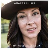 AMANDA SHIRES - MY PIECE OF LAND CD