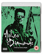 ASHES AND DIAMONDS (UK) BLU-RAY