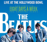 BEATLES - LIVE AT THE HOLLYWOOD BOWL (IMPORT) CD