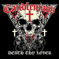 CANDLEMASS - DEATH THY LOVER VINYL