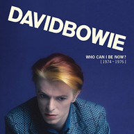 DAVID BOWIE - WHO CAN I BE NOW (1974) (TO) (1976) CD
