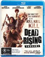 DEAD RISING: ENDGAME (2016) BLURAY