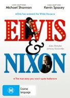 ELVIS & NIXON (2016) DVD