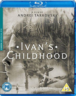 IVANS CHILDHOOD (UK) BLU-RAY