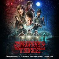 KYLE DIXON / MICHAEL (IMPORT)  STEIN - STRANGER THINGS VOL 1 / SOUNDTRACK CD