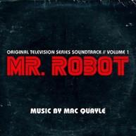 MAC (GATE) QUAYLE - MR. ROBOT SEASON 1 VOL. 1 / TV SOUNDTRACK (GATE) VINYL