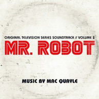 MAC (GATE) QUAYLE - MR. ROBOT SEASON 1 VOL. 2 / TV SOUNDTRACK (GATE) VINYL