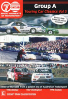 MAGIC MOMENTS OF MOTORSPORT: GROUP A - TOURING CAR CLASSICS - VOLUME 3 (2016)