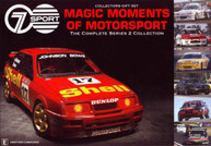 MAGIC MOMENTS OF MOTORSPORT: SERIES 2 DVD