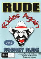 RODNEY RUDE: RUDE RIDES AGAIN DVD